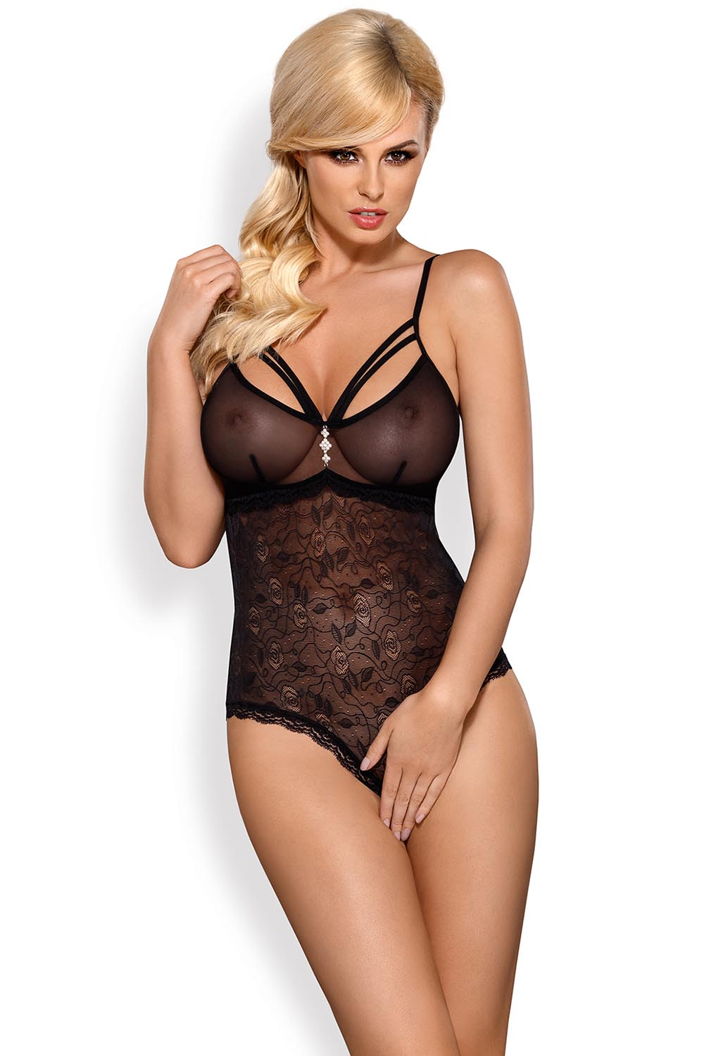 00b762a07 Obsessive lace sexy teddy body 818-TED-1