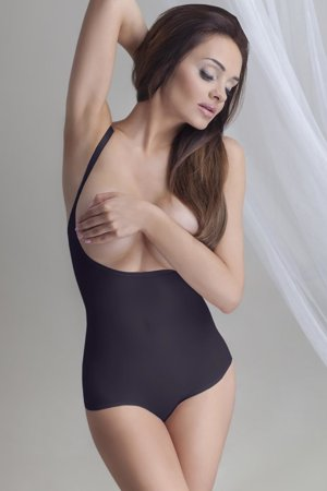Mitex Softly low cut shaping and slimming bodysuit shapewear plus size