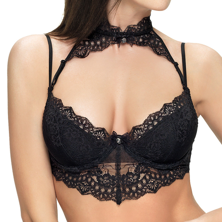 Gorsenia Be Glamour K312 Mistique women's underwired padded bra lace lingerie