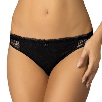 Gorteks Linda/S women's knickers thong floral lace