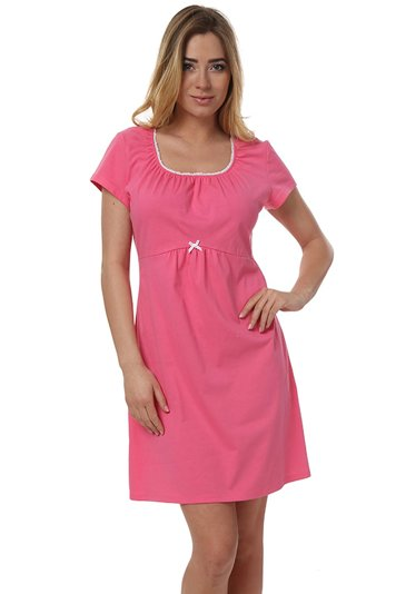Italian Fashion Dagna short feminine maternity/nursing nightdress