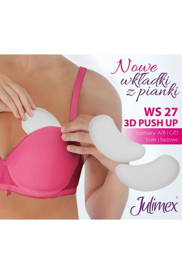 Julimex WS-27 shaping bra pads