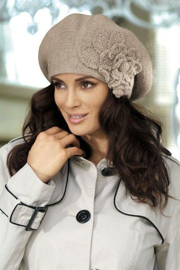 Kamea Laura elegant stylish beret