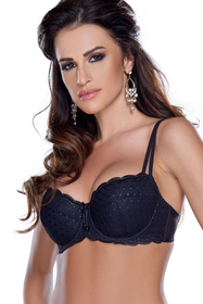 Fernand Peril 2001 Corine elegant sexy push-up bra