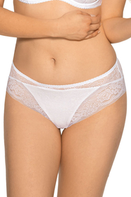 Gaia 594P Sandy ladies knickers maxi briefs high waisted