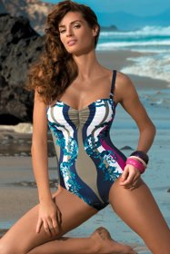 Marko Miriam M-329  elegant padded monokini – made in