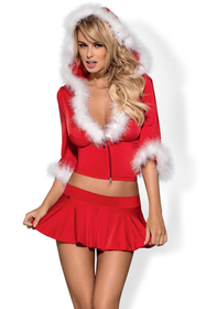 Obsessive Santa Lady sexy adult play set