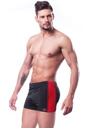 Shepa 015 men's swimming trunks shorts plain bicolour swimwear beachwear