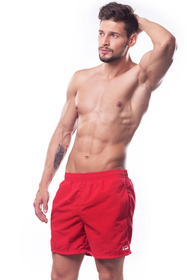 Shepa men's swimming shorts plain regular waist baggy oversize style swimwear