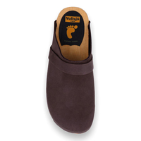Suede - Dark Brown