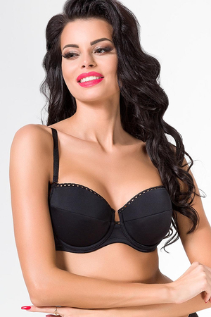 Alles Elena II U underwired padded bra smooth removable straps