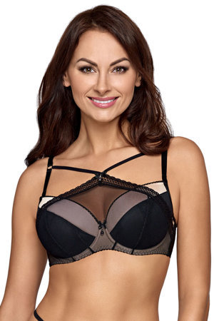 Ava underwired lace push-up bra 1750 Secret Kisses