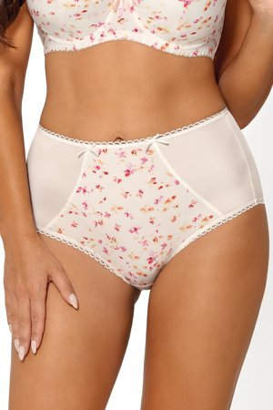 Ava women's floral high waist briefs 1681 Lilly