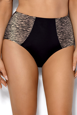 Ava women's high waist animal print briefs SF-96/4