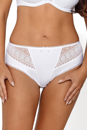 Ava women's lace briefs 1650 Frosting