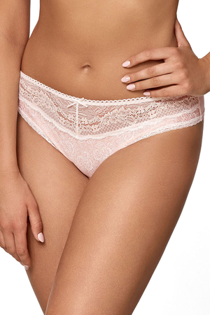 Ava women's lace briefs 1773 Peach Dust