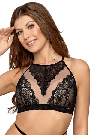 Ava women's lace soft top Top 003 Nayla