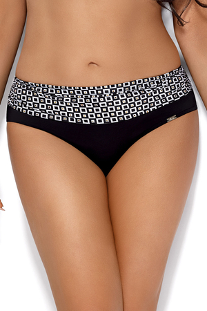 Ava women's monochrome bikini briefs  SF-88/1