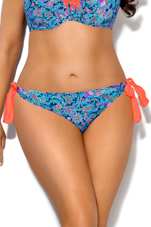 Ava women's patterned bikini briefs SF-65/3