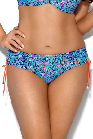 Ava women's patterned bikini briefs SF-66/2