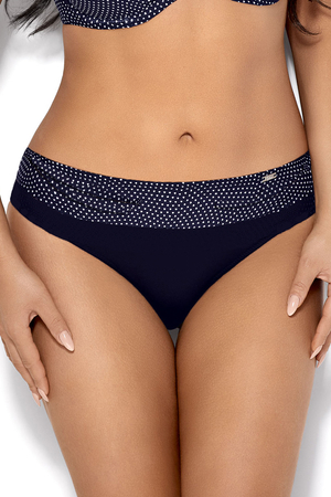 Ava women's polka dot bikini briefs SF-82/1