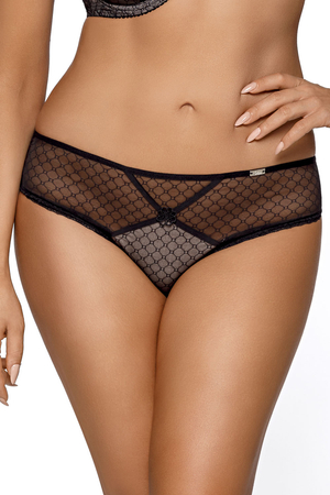Ava women's sheer briefs 1725 Cooper Gold