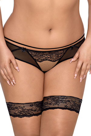 Axami women's lace sexy briefs V-8543