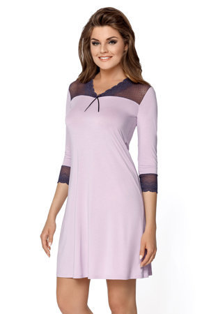 Babella women' smooth lace nightdress Penelopa
