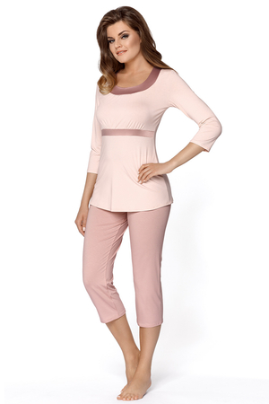 Babella women's smooth 2 parts pyjama set Megan
