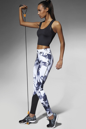 Bas Bleu Calypso stylish fashionable full lenght leggings