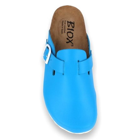 Biox Cork Sandals Leather Mules BERNEY MEN