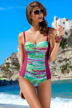 Ewlon Otylia elegant stylish colourful monokini