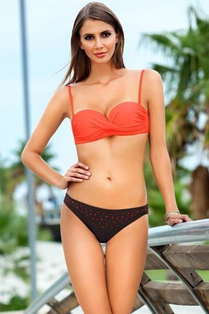Ewlon Samba I stylish two-piece swimsuit with push up pads bikini set
