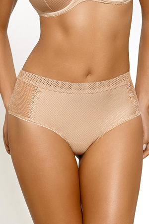 Gaia 557S Honey women's boyshorts mesh