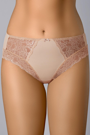Gaia 567P Lauren high waist ladies knickers briefs