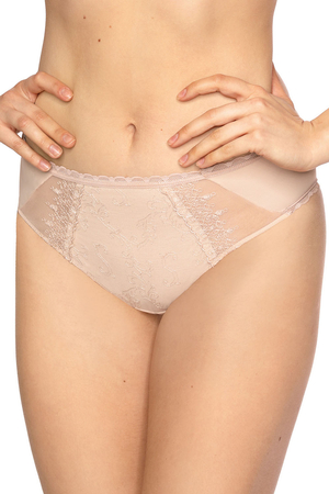 Gaia women's embroidered briefs 596P Jane