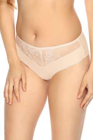 Gaia women's embroidered briefs 930B Aleksandra