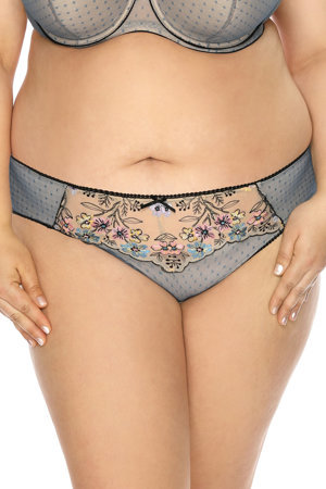 Gaia women's floral briefs 920P Michelle