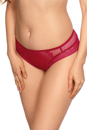 Gaia women's lace dotted briefs 810P cleo
