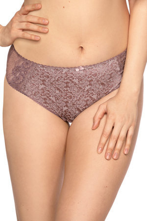 Gaia women's lace patterned briefs  869P Veronique