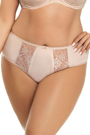 Gorsenia K358 Blanca women's briefs lace smooth