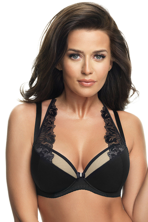 Gorsenia underwired lace padded bra K523/1 Isadora
