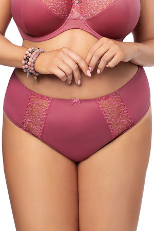 Gorsenia women's lace briefs K460 Aster
