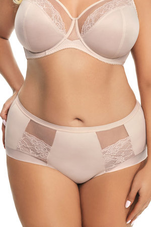 Gorsenia women's lace smooth briefs  K442 Luisse