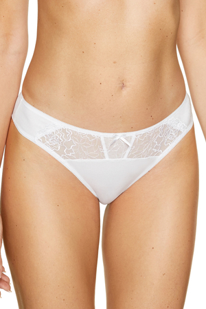 Gorteks Pamela/ comfortable pretty lace S thong
