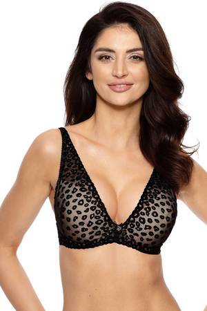 Gorteks underwired animal push-up bra Melanie/B1
