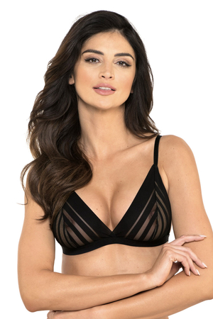 Gorteks wireless lace non padded bra Luna/B2