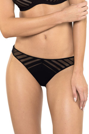 Gorteks women's mesh striped briefs Luna/F