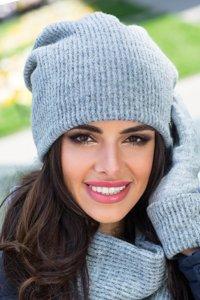 488c77caeea Kamea Maria women s hat warm patterned stripes winter