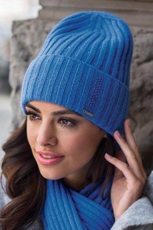 7304080c011 Kamea Nila-B women s hat fur pompom winter warm casual